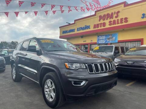 2017 Jeep Grand Cherokee for sale at Popas Auto Sales in Detroit MI