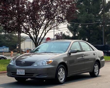 2002 Toyota Camry for sale at AutoAffari LLC in Sacramento CA