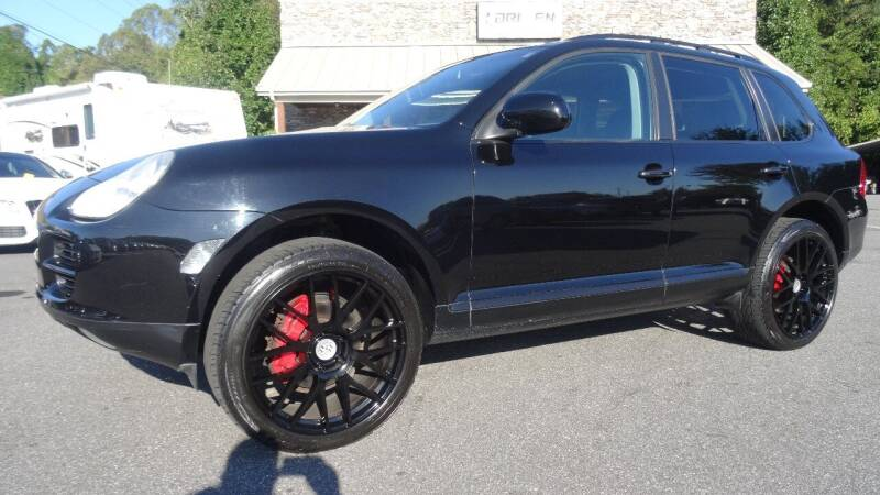 2006 Porsche Cayenne for sale at Driven Pre-Owned in Lenoir NC