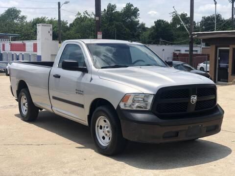 2013 RAM Ram Pickup 1500 for sale at Safeen Motors in Garland TX