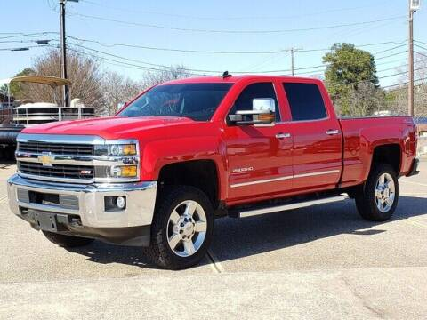 2016 Chevrolet Silverado 2500HD for sale at Tyler Car  & Truck Center in Tyler TX