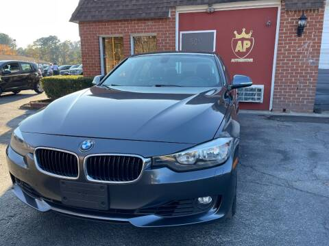 2013 BMW 3 Series for sale at AP Automotive in Cary NC