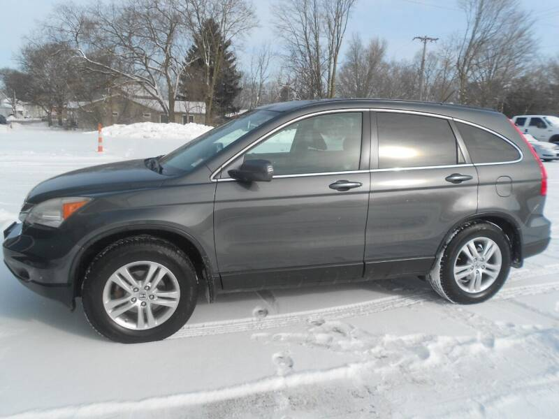 2011 Honda CR-V for sale at Mark's Sales and Service in Schoolcraft MI