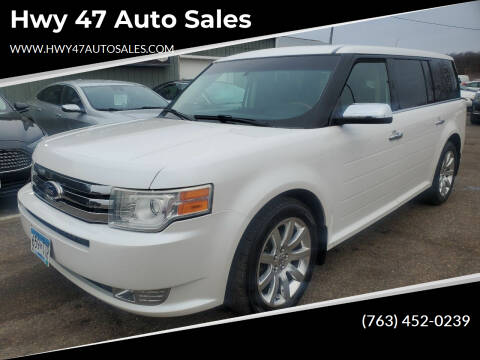 2009 Ford Flex for sale at Hwy 47 Auto Sales in Saint Francis MN