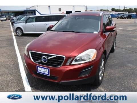 2013 Volvo XC60 for sale at South Plains Autoplex by RANDY BUCHANAN in Lubbock TX
