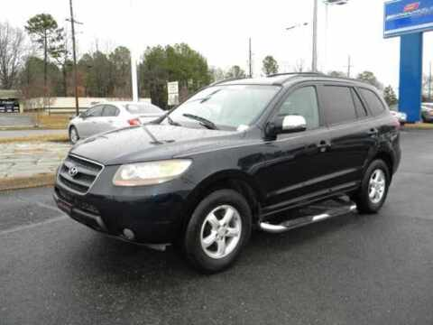 2007 Hyundai Santa Fe for sale at Paniagua Auto Mall in Dalton GA