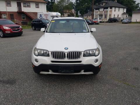 2008 BMW X3 for sale at AutoConnect Motors in Kenvil NJ