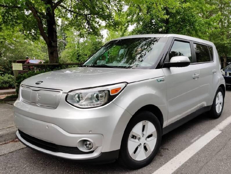 2016 Kia Soul EV for sale at Halo Motors in Bellevue WA