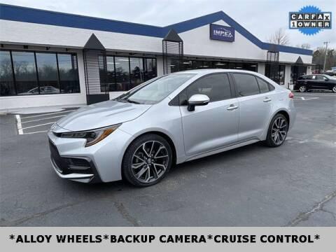 2020 Toyota Corolla for sale at Impex Auto Sales in Greensboro NC