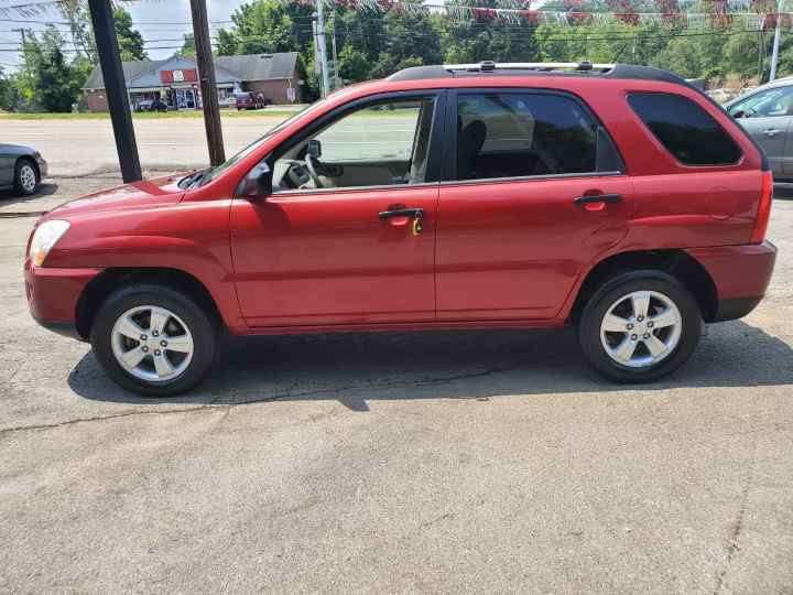 2009 Kia Sportage for sale at Knoxville Wholesale in Knoxville TN