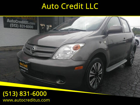 2005 Scion xA for sale at Auto Credit LLC in Milford OH