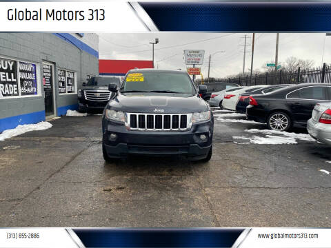 2013 Jeep Grand Cherokee for sale at Global Motors 313 in Detroit MI