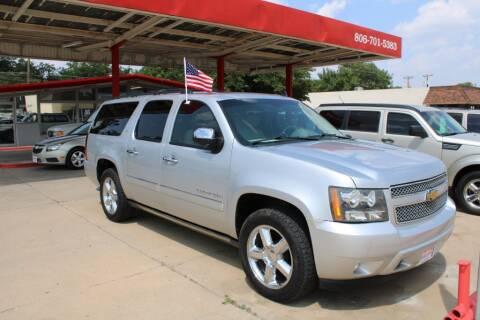 2013 Chevrolet Suburban for sale at KD Motors in Lubbock TX