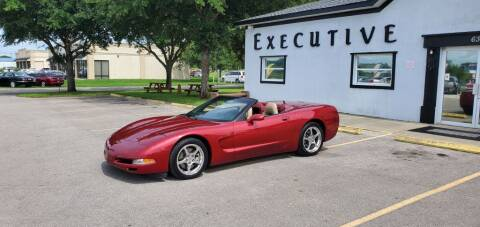 2002 Chevrolet Corvette for sale at Executive Automotive Service of Ocala in Ocala FL
