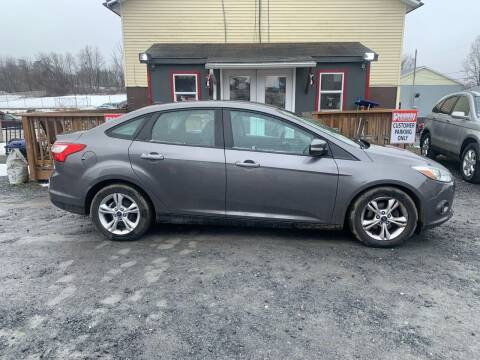 2013 Ford Focus for sale at PENWAY AUTOMOTIVE in Chambersburg PA