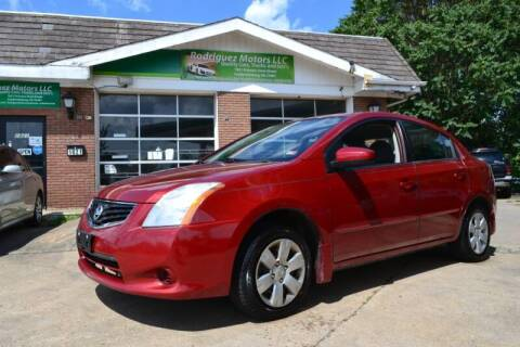 2010 Nissan Sentra for sale at RODRIGUEZ MOTORS LLC in Fredericksburg VA