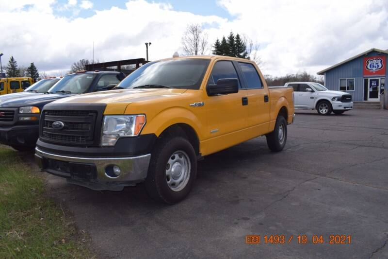 2013 Ford F-150 for sale in Mora, MN