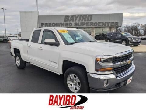 2017 Chevrolet Silverado 1500 for sale at Bayird Truck Center in Paragould AR
