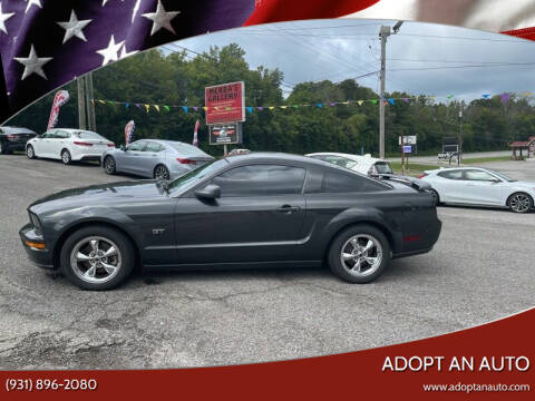 2007 Ford Mustang for sale at Adopt an Auto in Clarksville TN