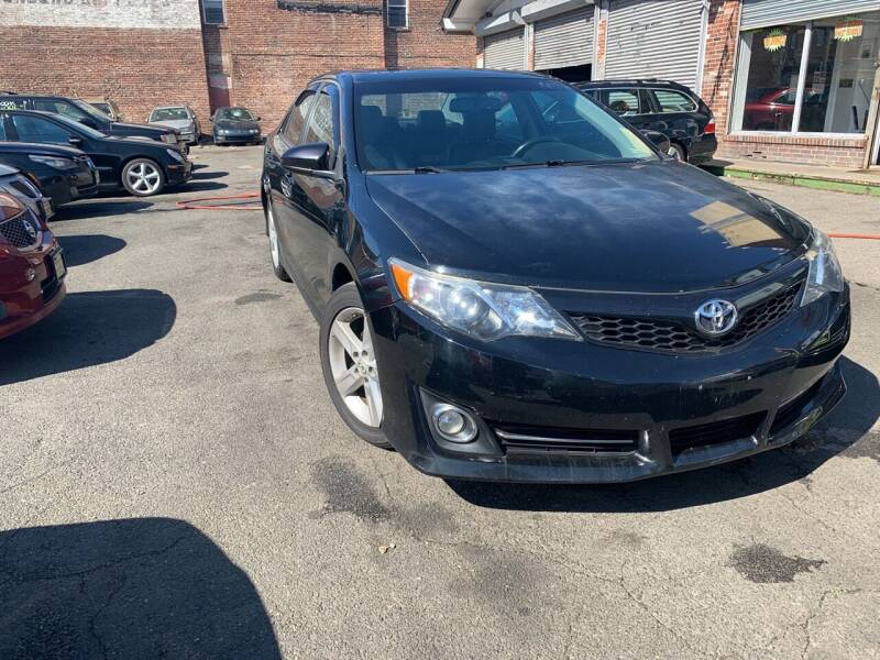 2014 Toyota Camry for sale at Rallye  Motors inc. in Newark NJ
