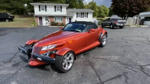 2001 Chrysler Prowler for sale at Cj king of car loans/JJ's Best Auto Sales in Troy MI