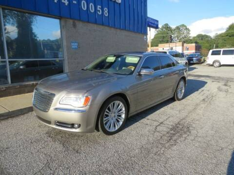 2014 Chrysler 300 for sale at Southern Auto Solutions - 1st Choice Autos in Marietta GA