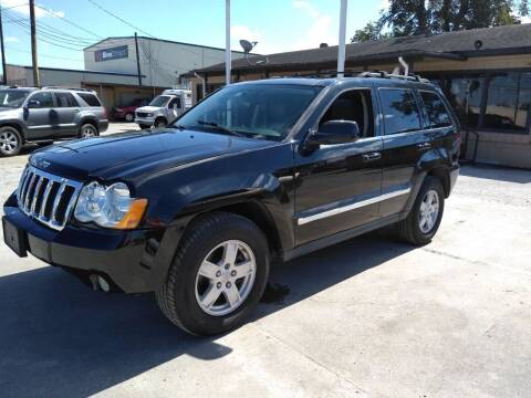 2008 Jeep Grand Cherokee for sale at OTWELL ENTERPRISES AUTO & TRUCK SALES in Pasadena TX