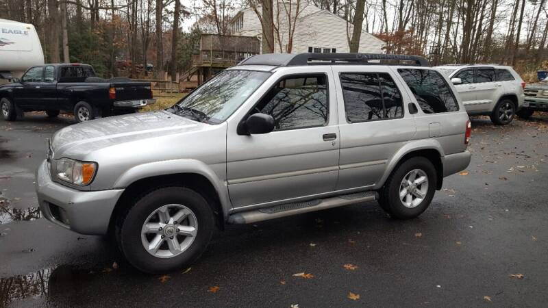 2004 Nissan Pathfinder for sale at Economy Auto Sales in Dumfries VA