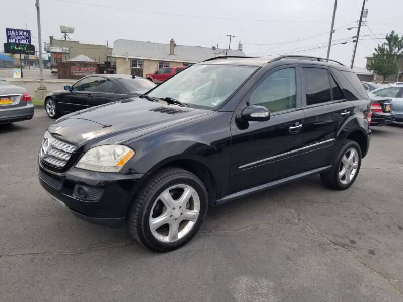 2008 Mercedes-Benz M-Class for sale at Cool Cars LLC in Spokane WA