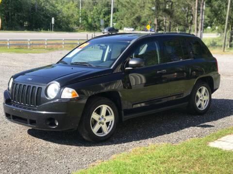 2009 Jeep Compass for sale at 912 Auto Sales in Douglas GA