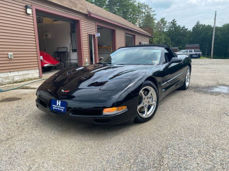 2002 Chevrolet Corvette for sale at Hornes Auto Sales LLC in Epping NH