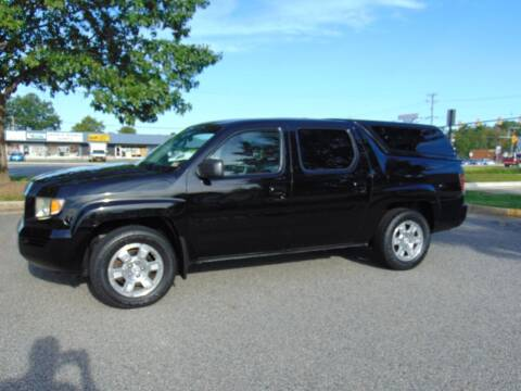 2008 Honda Ridgeline for sale at CR Garland Auto Sales in Fredericksburg VA
