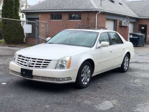 2010 Cadillac DTS for sale at Emory Street Auto Sales and Service in Attleboro MA