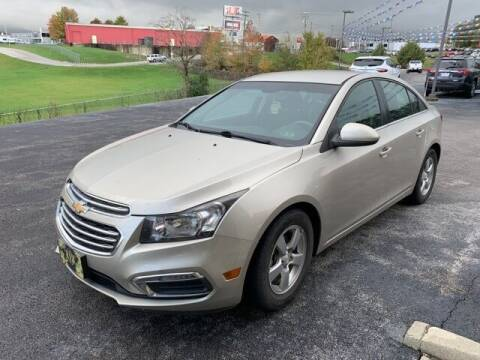2015 Chevrolet Cruze for sale at Tim Short Auto Mall in Corbin KY