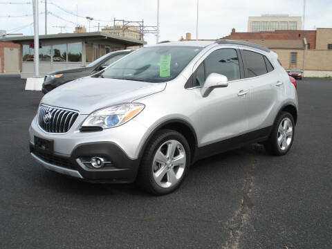2015 Buick Encore for sale at Shelton Motor Company in Hutchinson KS