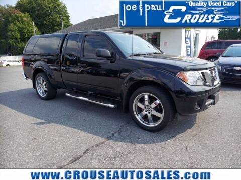 2012 Nissan Frontier for sale at Joe and Paul Crouse Inc. in Columbia PA
