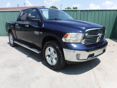 2013 RAM Ram Pickup 1500 for sale at Triple C Auto Sales in Gainesville TX