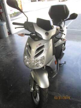 2009 Aprilia 250 Sportcity for sale at Elite Dealer Sales in Costa Mesa CA