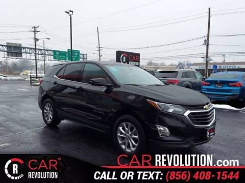 2018 Chevrolet Equinox for sale at Car Revolution in Maple Shade NJ