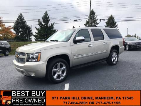 2014 Chevrolet Suburban for sale at Best Buy Pre-Owned in Manheim PA