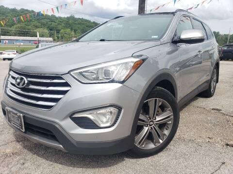 2014 Hyundai Santa Fe for sale at BBC Motors INC in Fenton MO