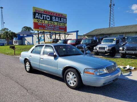 2004 Mercury Grand Marquis for sale at Mox Motors in Port Charlotte FL
