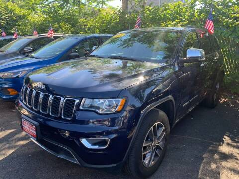 2016 Jeep Grand Cherokee for sale at Buy Here Pay Here Auto Sales in Newark NJ