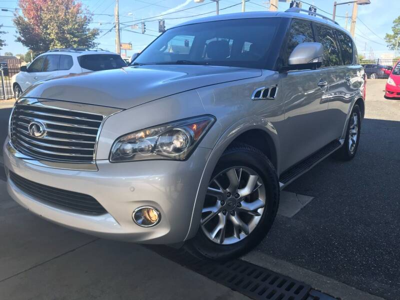 2012 Infiniti QX56 for sale at Michael's Imports in Tallahassee FL