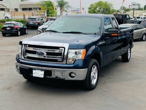 2014 Ford F-150 for sale at MotorMax in Lemon Grove CA