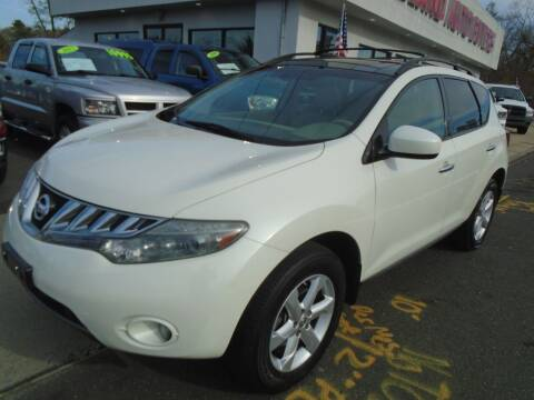 2010 Nissan Murano for sale at Island Auto Buyers in West Babylon NY
