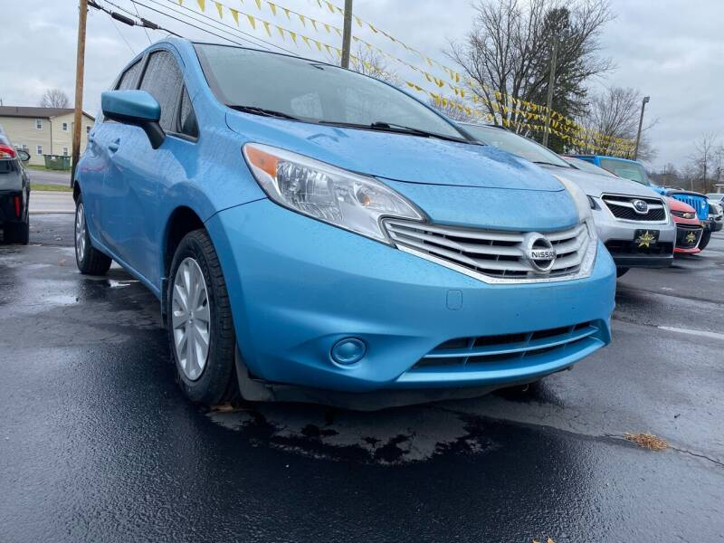 2015 Nissan Versa Note for sale at Auto Exchange in The Plains OH