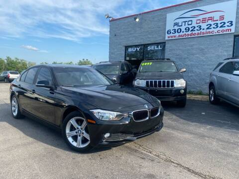 2013 BMW 3 Series for sale at Auto Deals in Roselle IL