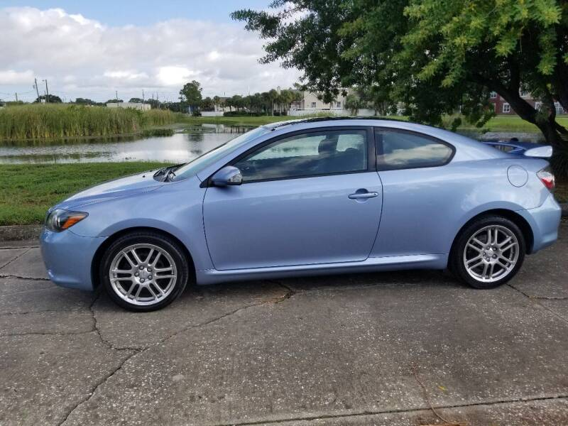 2008 Scion tC for sale at Street Auto Sales in Clearwater FL