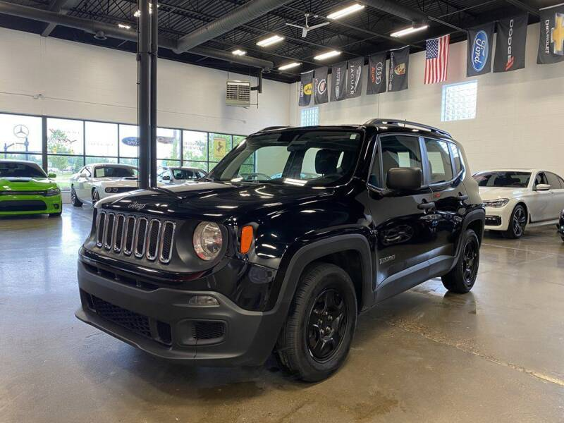 2018 Jeep Renegade for sale at CarNova in Sterling Heights MI